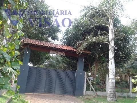 Chácara residencial para locação, Jockey Park, Uberaba.