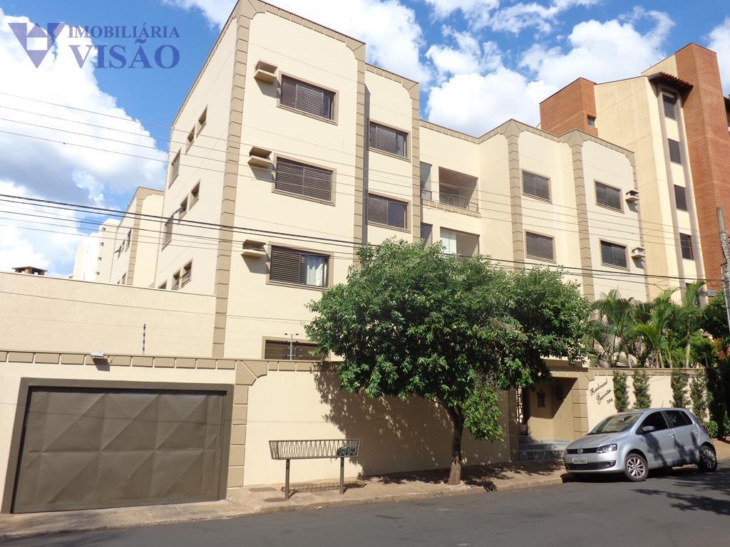 Apartamento residencial para locação, Mercês, Uberaba - AP0232.