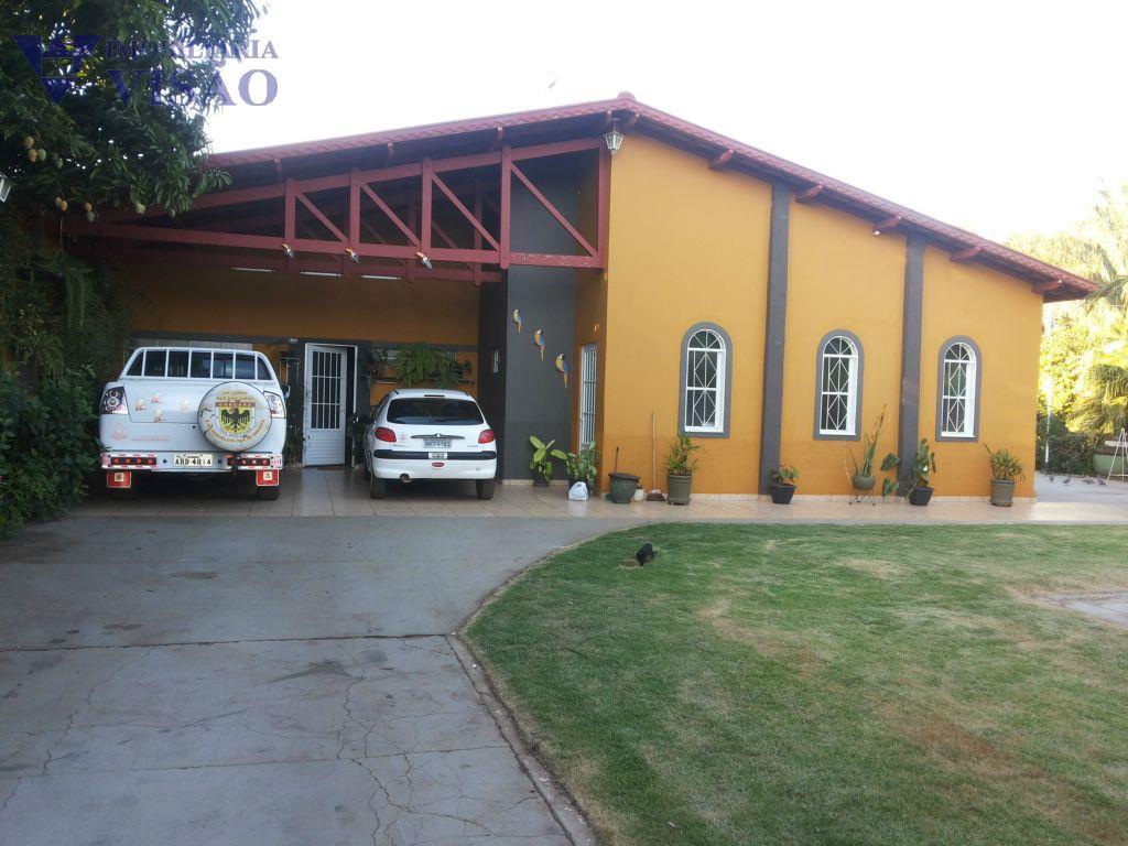 Casa  residencial à venda, Recreio dos Bandeirantes, Uberaba.
