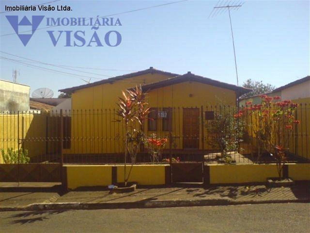 Casa residencial para locação, Conjunto Pontal, Uberaba - CA0372.