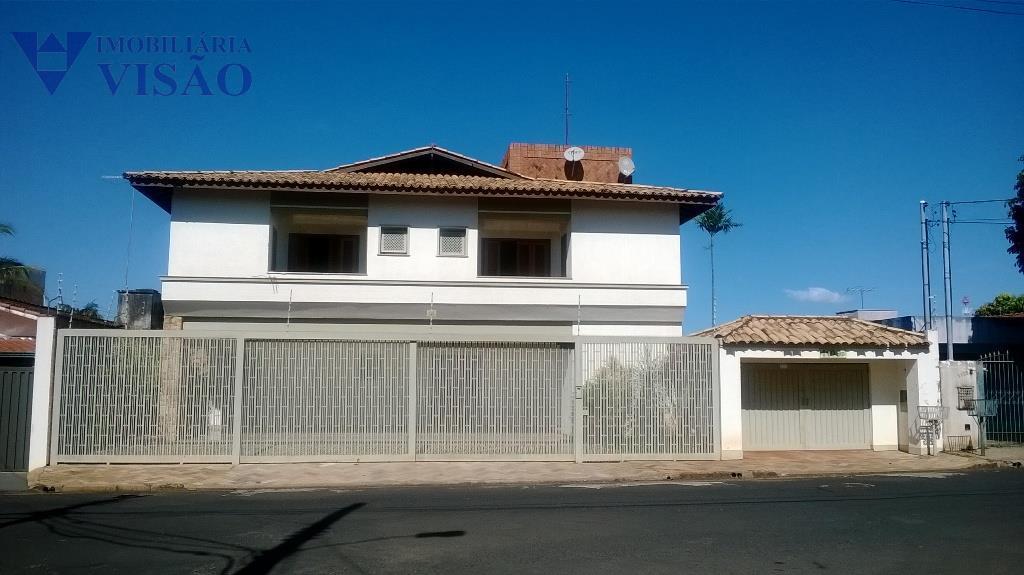 Casa Residencial à venda, Santa Maria, Uberaba