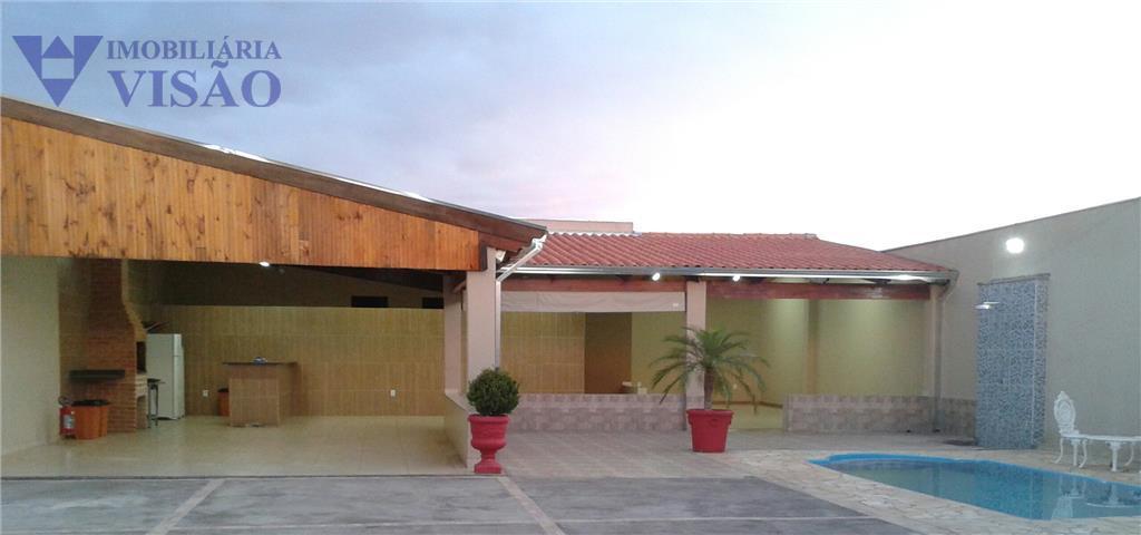 Chácara residencial para locação, Jardim Maracanã, Uberaba.