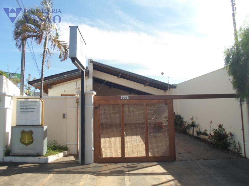 Casa Residencial para locação, Mercês, Uberaba - CA0314.
