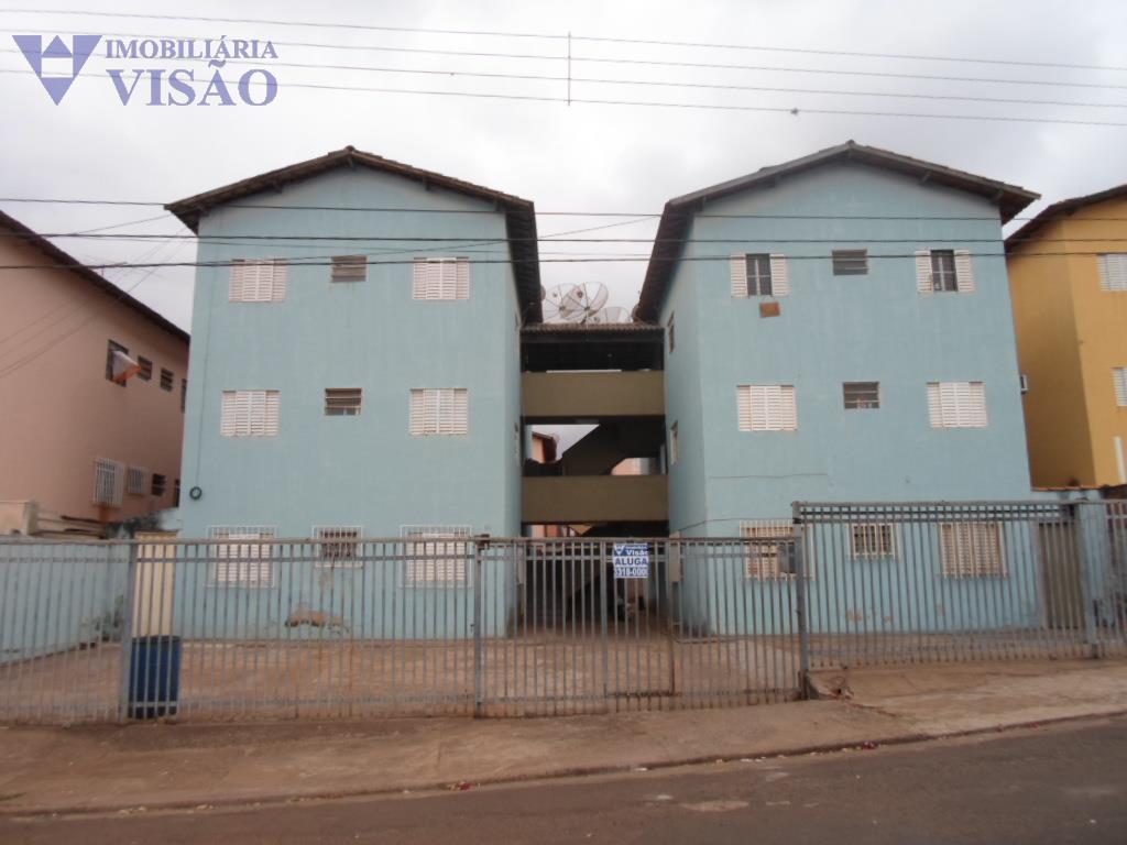 Apartamento residencial para locação, Serra do Sol, Uberaba.