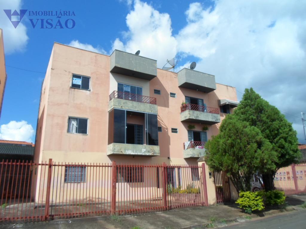 Apartamento Residencial para locação, Parque do Mirante, Uberaba - AP0072.