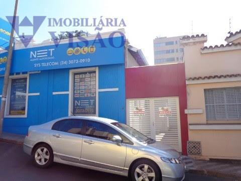 Ponto Comercial para locação, Centro, Uberaba - PT0349.
