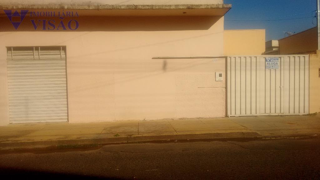 Ponto Comercial para locação, Nossa Senhora da Abadia, Uberaba - PT0330.