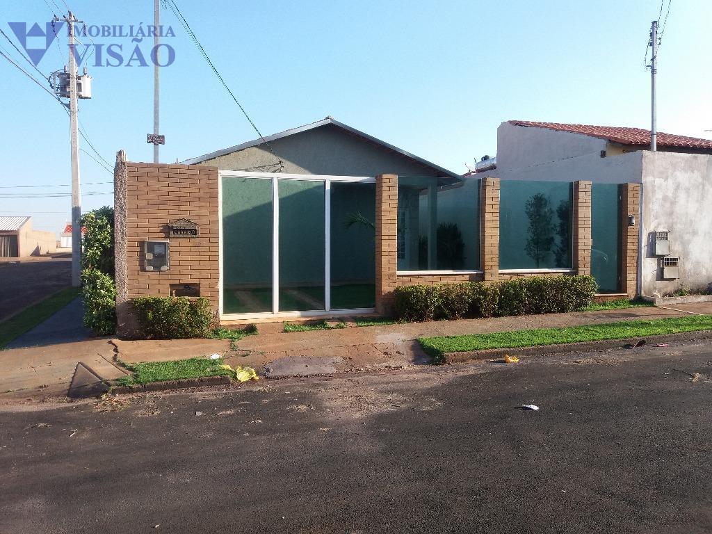 Casa residencial para locação, Jardim Itália, Uberaba.