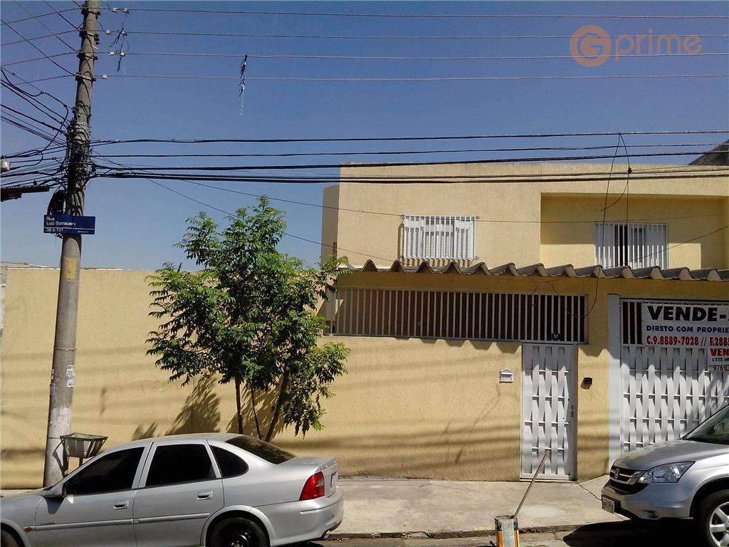 Casa  residencial à venda, Jardim Bom Clima, Guarulhos.