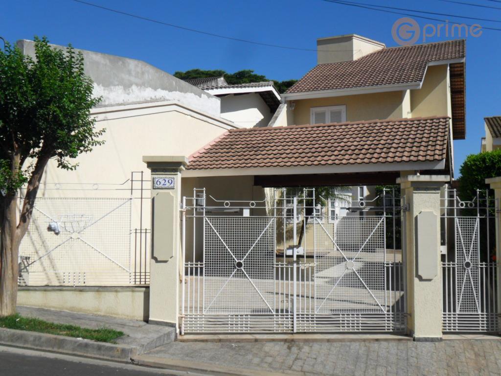 Casa  residencial à venda, Nova Gardênia, Atibaia.