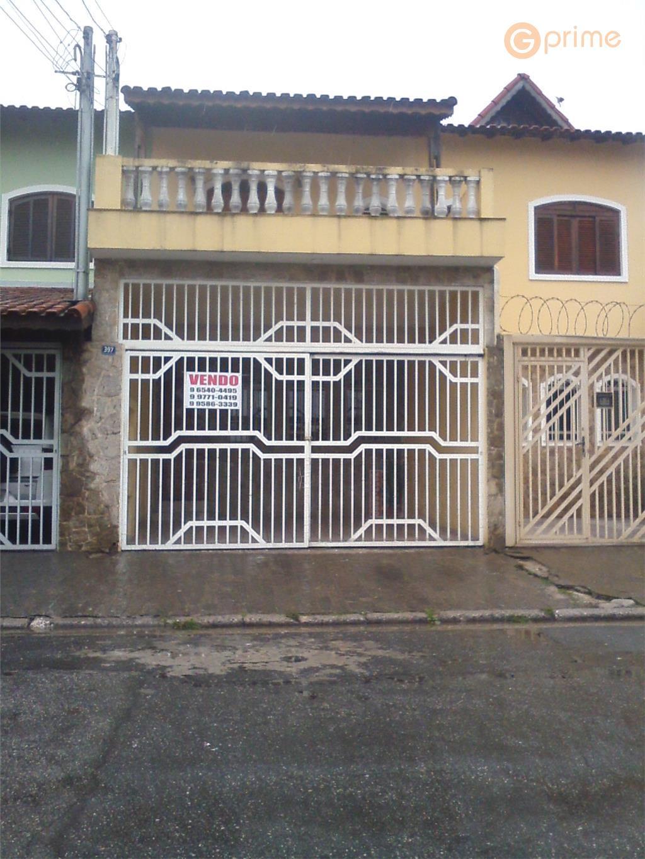 Casa  residencial à venda, Jardim Vera, Guarulhos.