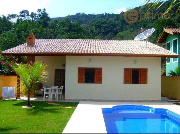 Casa em Condomínio Mar Verde  - Tabatinga, Caraguatatuba - Aceita Permuta Apto em Guarulhos e São Paulo