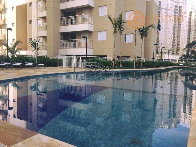 Apto Novo Vila Augusta - 59 m² - Helbor Enjoy