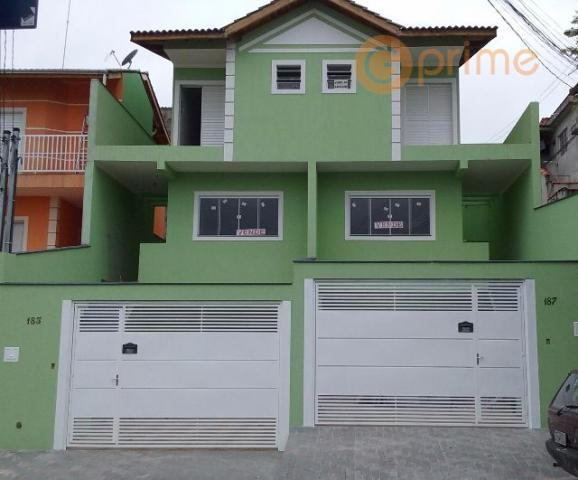 Casa residencial à venda, Parque Continental III, Guarulhos.