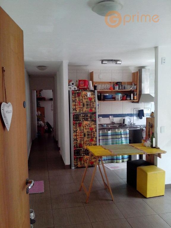 Apartamento residencial à venda, Vila Zamataro, Guarulhos.