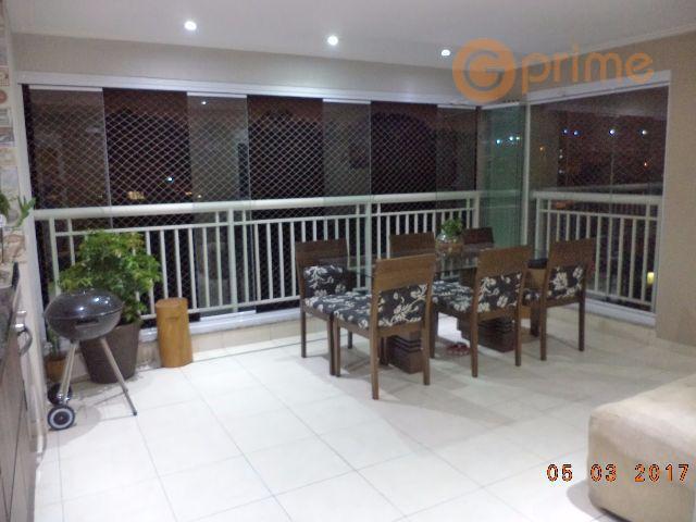lindo apto mobiliado via jardins dos ipês - apto com 96 m², 3 dormts sendo 1...