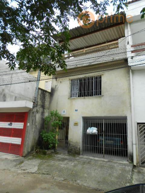 Casa residencial para venda e locação, Vila Rio de Janeiro, Guarulhos.