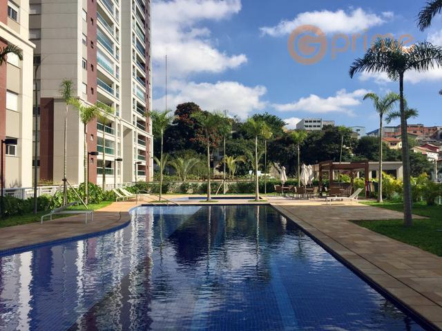 oportunidade classic guarulhosapto bosque maia com 197 m², 3 vagas, hidro e varanda com churrasqueira. andar...