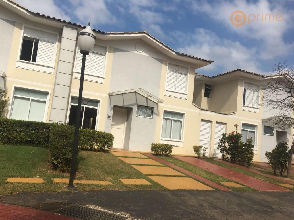 Casa em Condomínio Villagio Maia - 140 m² - 4 dormts 3 suítes – Estuda Permuta