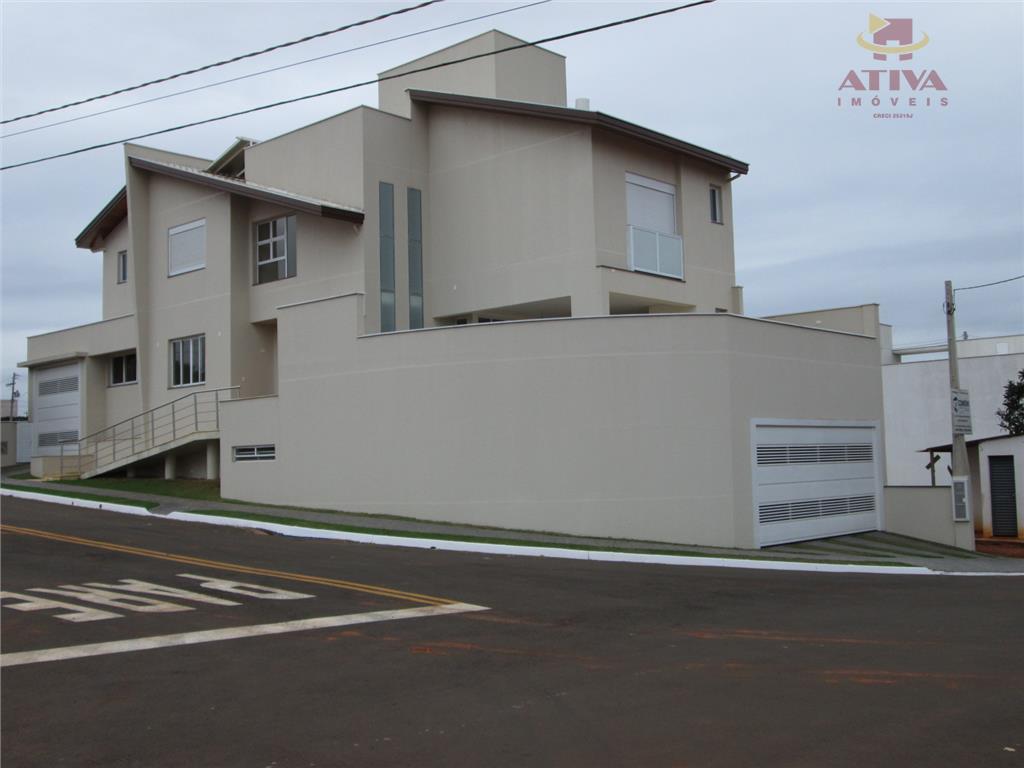 Casa residencial à venda, Jardim Caxambu, Piracicaba.