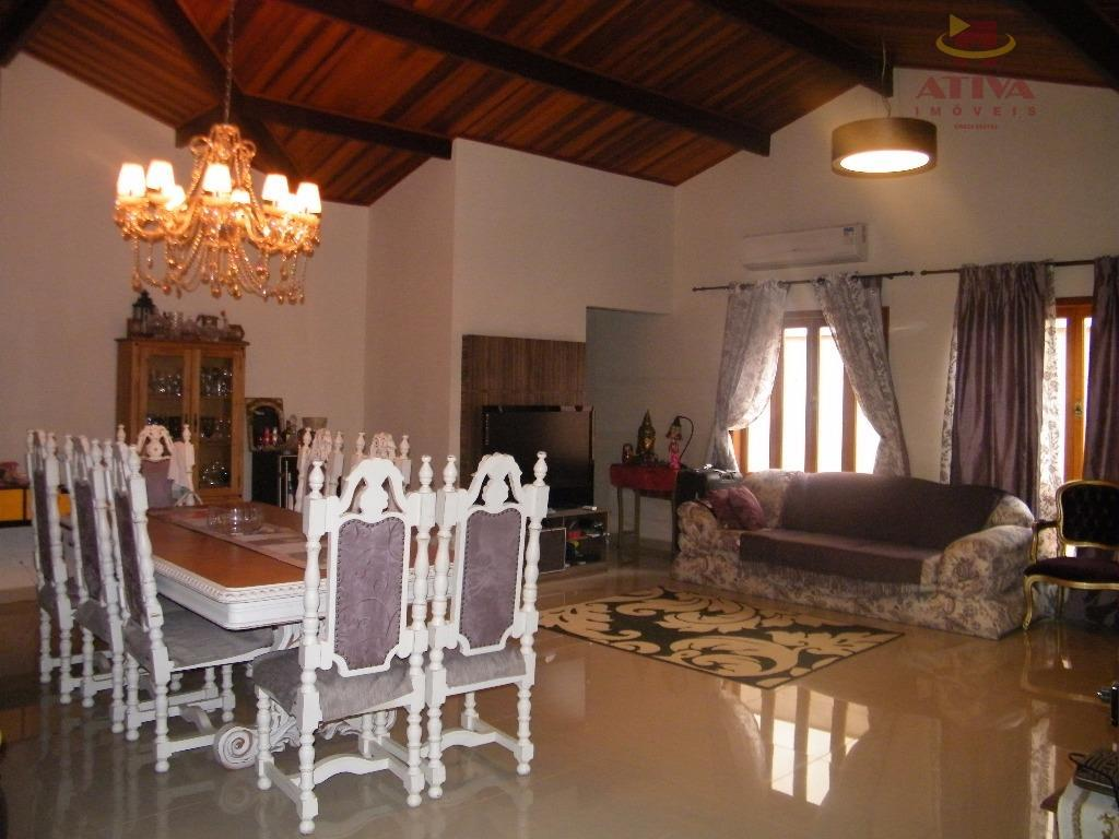 Casa residencial à venda, Monte Alegre, Piracicaba.