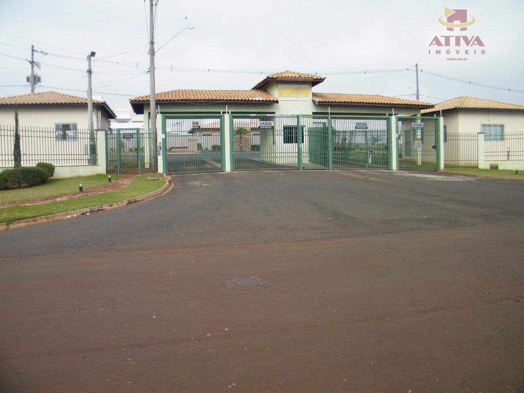 Terreno residencial à venda, Residencial Doutor Raul Coury, Rio das Pedras.