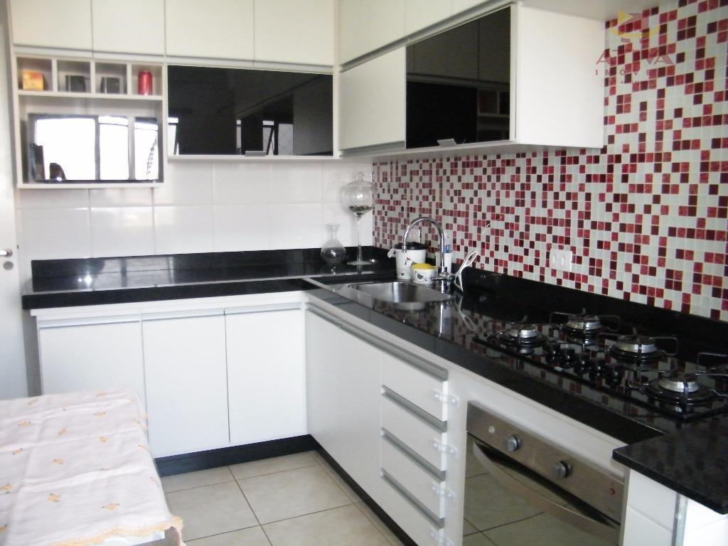 Apartamento residencial à venda, Jardim Nova Iguaçu, Piracicaba.