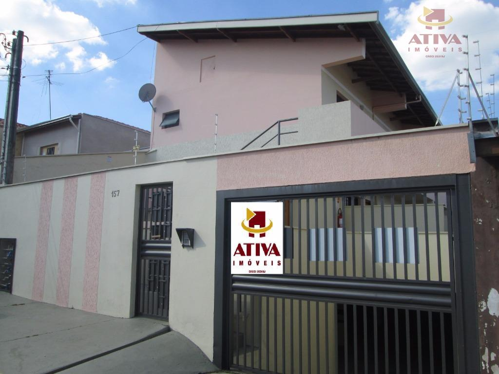 Kitnet residencial para locação, Água Branca, Piracicaba.
