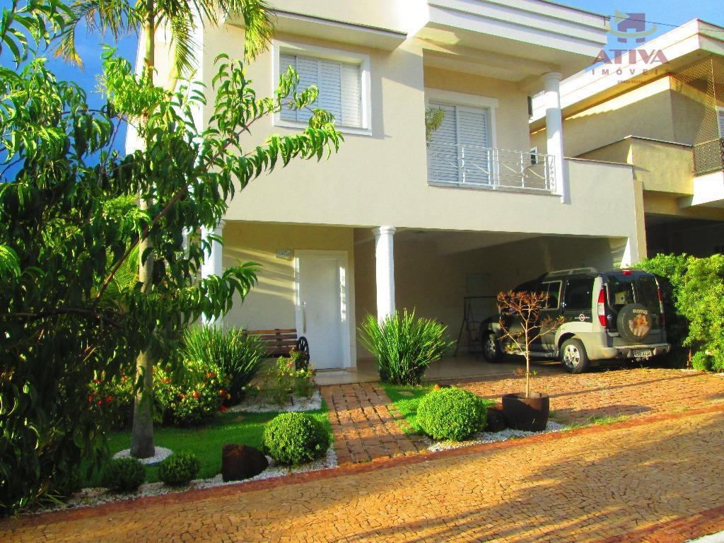 Casa residencial à venda, Nova Pompéia, Piracicaba.