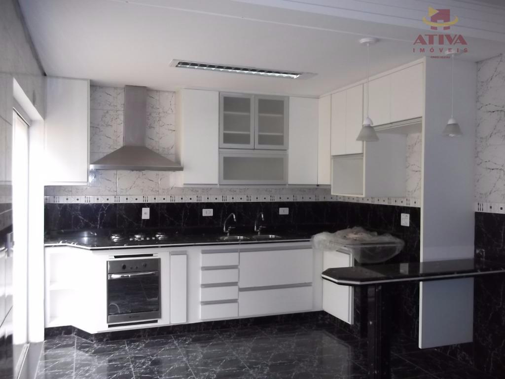 Casa residencial à venda, Santa Terezinha, Piracicaba.