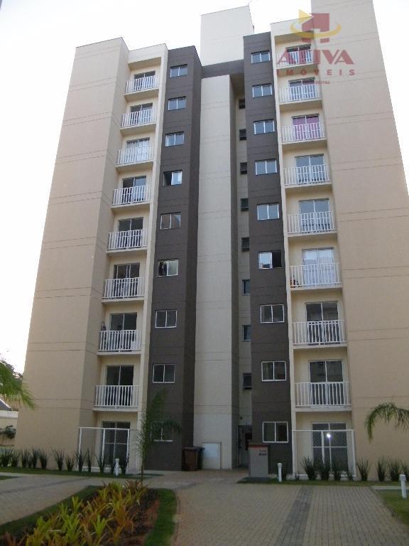 Apartamento residencial para locação, Bongue, Piracicaba.