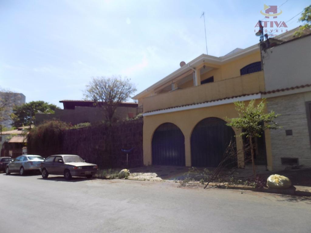 Casa residencial para locação, Vila Boyes, Piracicaba.