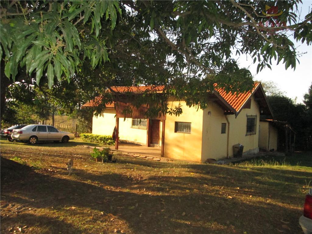 Chácara residencial à venda, Zona Rural, Piracicaba.