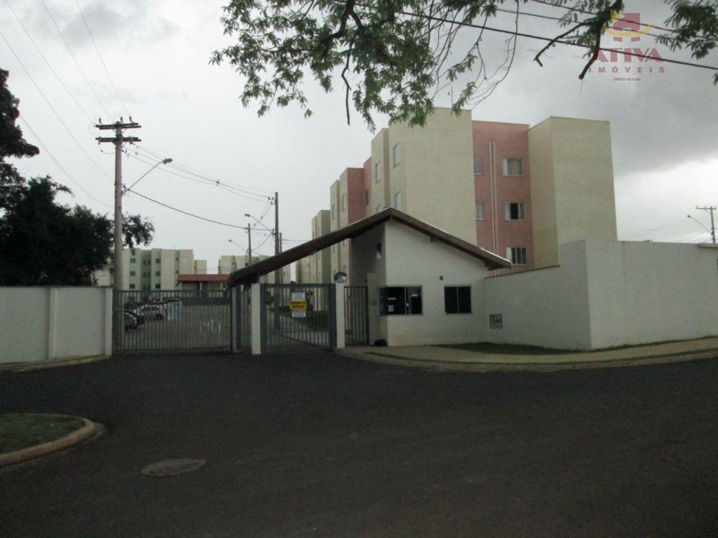 Apartamento residencial à venda, Jardim Parque Jupiá, Piracicaba.