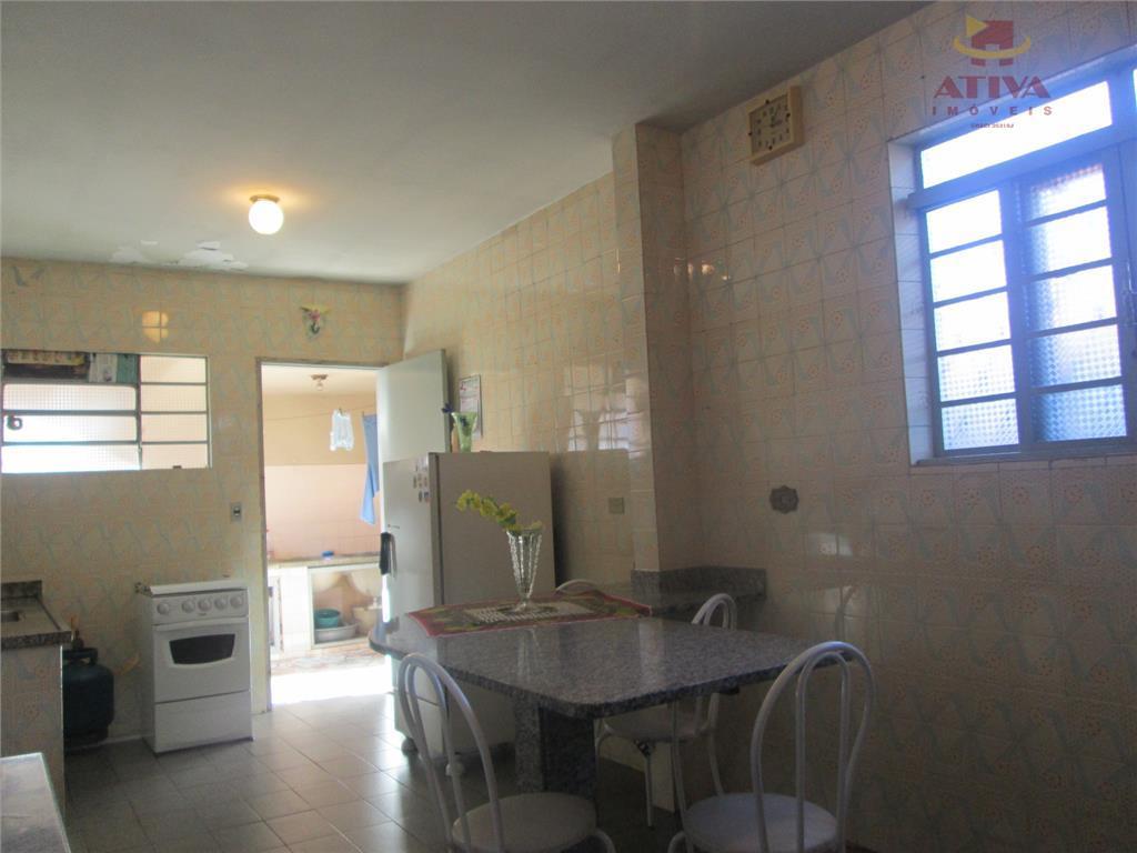 Casa residencial à venda, Vila Monteiro, Piracicaba - CA0321.