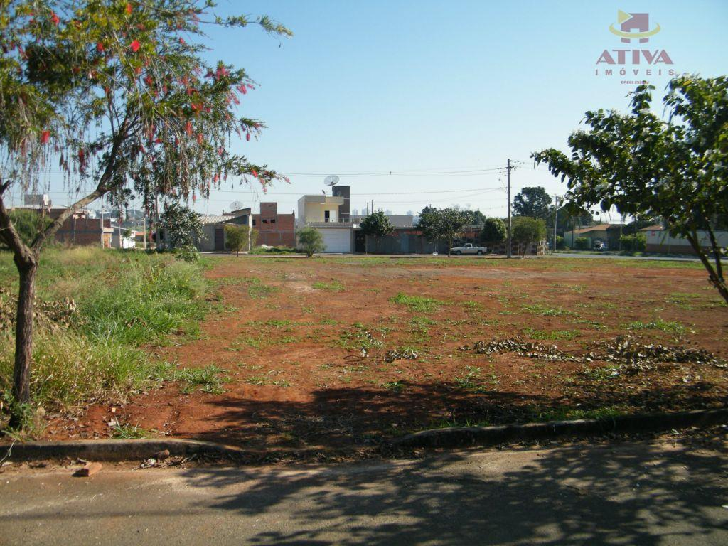 Terreno residencial à venda, Água Branca, Piracicaba.