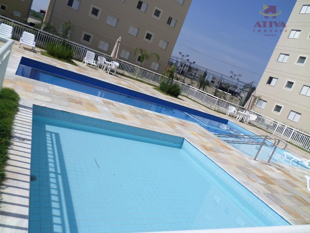 Apartamento residencial à venda, Bongue, Piracicaba.