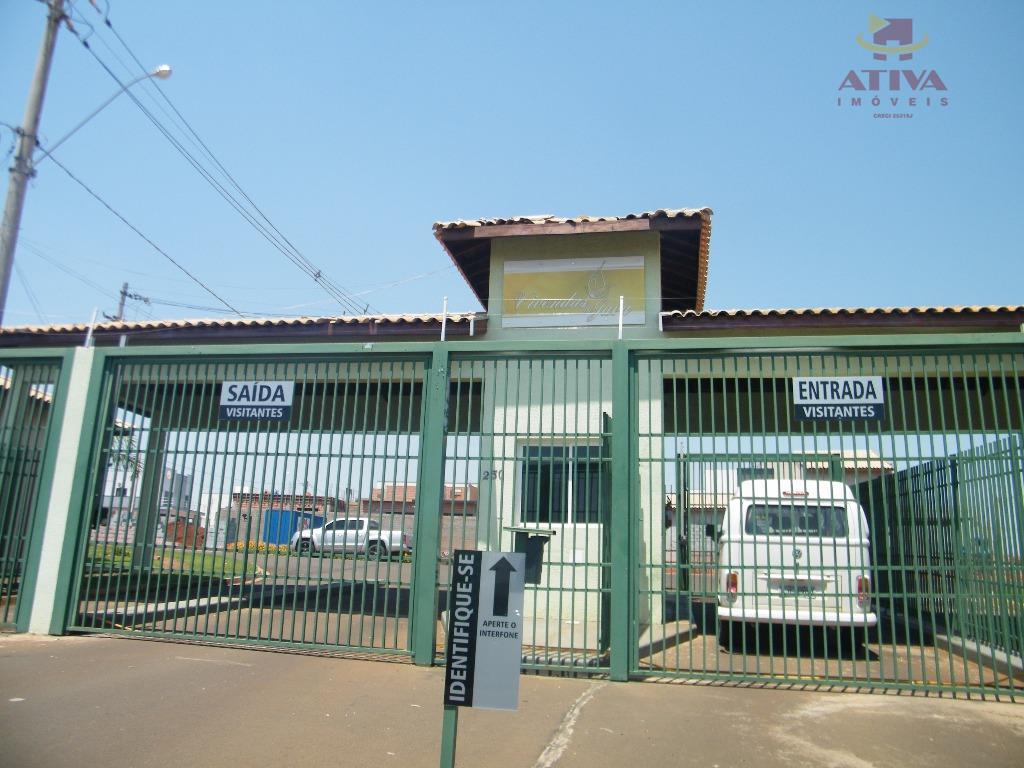 Casa residencial à venda, Residencial Doutor Raul Coury, Rio das Pedras.