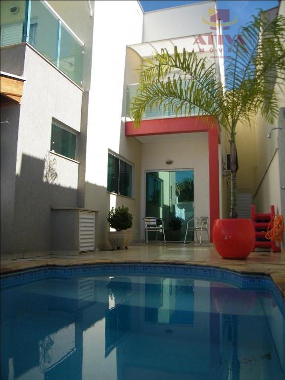 Casa residencial à venda, Jardim Petrópolis, Piracicaba.