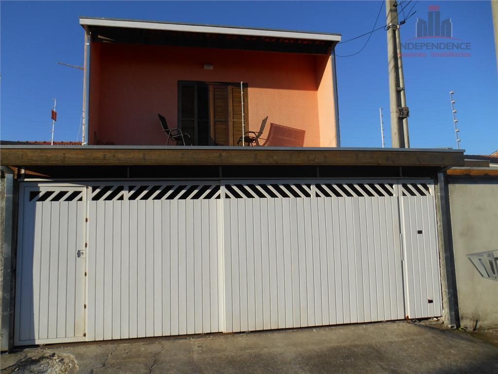 Sobrado residencial à venda, Vila Das Flores, São José dos Campos - SO0050.