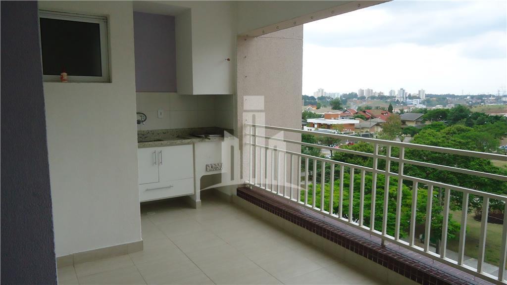 Apartamento residencial para locação, Parque Residencial Aquarius, São José dos Campos.
