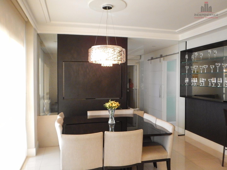 Apartamento residencial à venda, Parque Residencial Aquarius, São José dos Campos - AP1787.