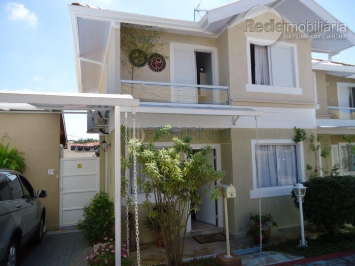 Casa residencial à venda, Urbanova, São José dos Campos - CA0706.