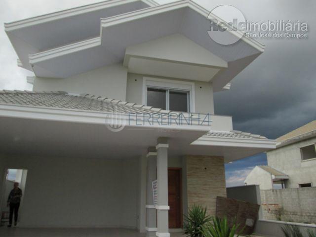 Casa residencial à venda, Urbanova, São José dos Campos - CA0728.
