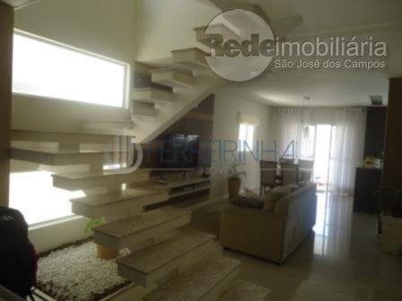 Casa residencial à venda, Urbanova, São José dos Campos - CA0733.