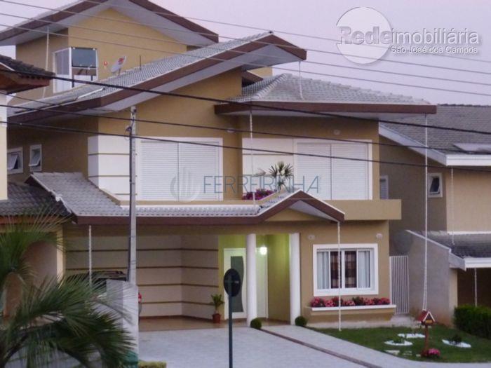 Casa residencial à venda, Urbanova, São José dos Campos - CA0782.