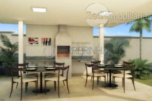 Apartamento Residencial à venda, Jardim América, São José dos Campos - AP0481.