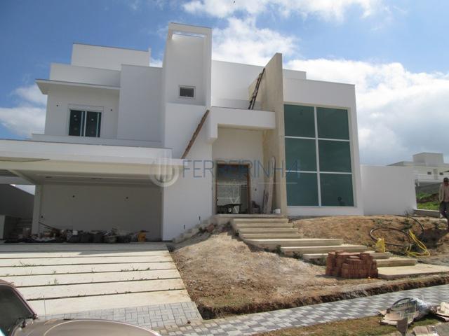 Casa residencial à venda, Urbanova, São José dos Campos - CA0730.