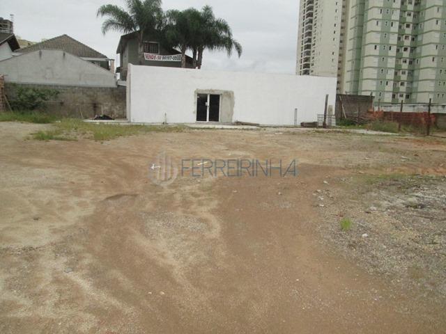 Terreno comercial para locação, Urbanova, São José dos Campos.