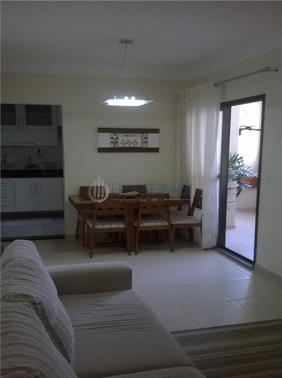 Apartamento residencial à venda, Urbanova, São José dos Campos.